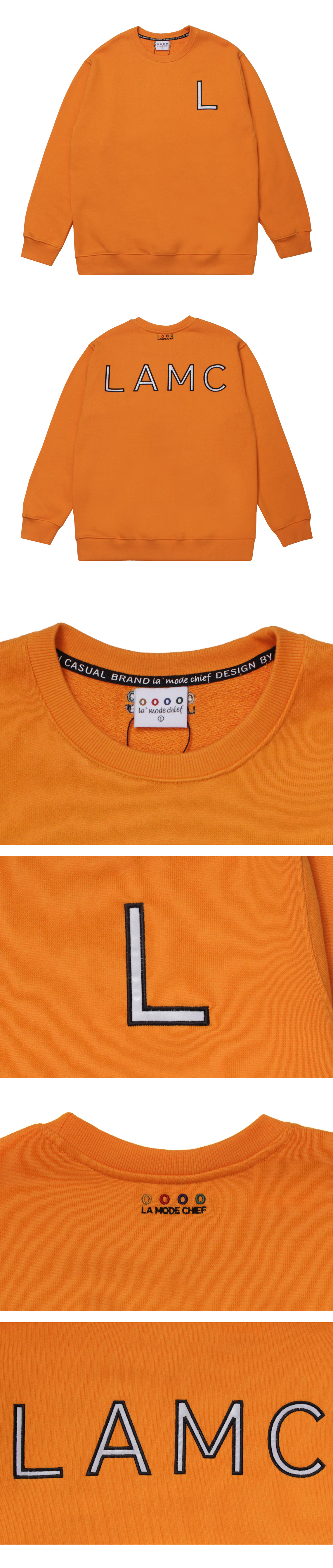 (단독가)라모드치프 LAM REFLECTIVE SHEET MTM (ORANGE)